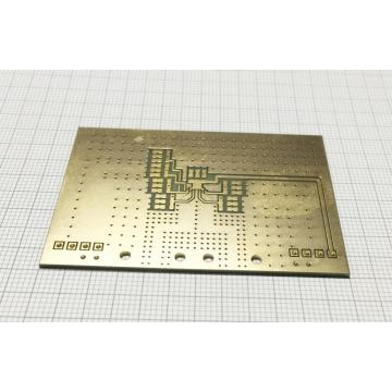Min trace Microwave Frequency PCB