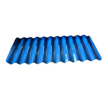 Aluzinc Corrugated Roofing Steel Sheet