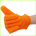 Newest Heat Resistant Silicone Kitchen BBQ Gloves