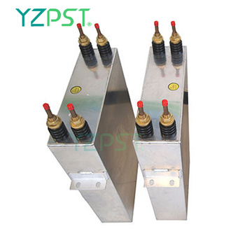 7400uf 200vdc IF capacitor Induction Melting Furnaces parts