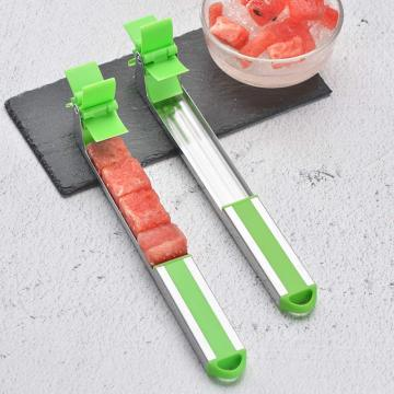 Kitchen Gadgets fruit knife Plastic watermelon slicer