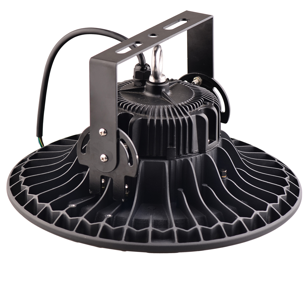 Aluminum Die-cast 100W UFO high bay fixtures