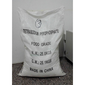 Tetrasodium pyrophosphate food grade for fish treatment