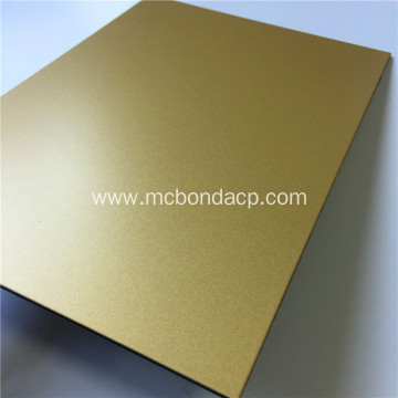 Aluminum Composite Panel MC Bond ACP