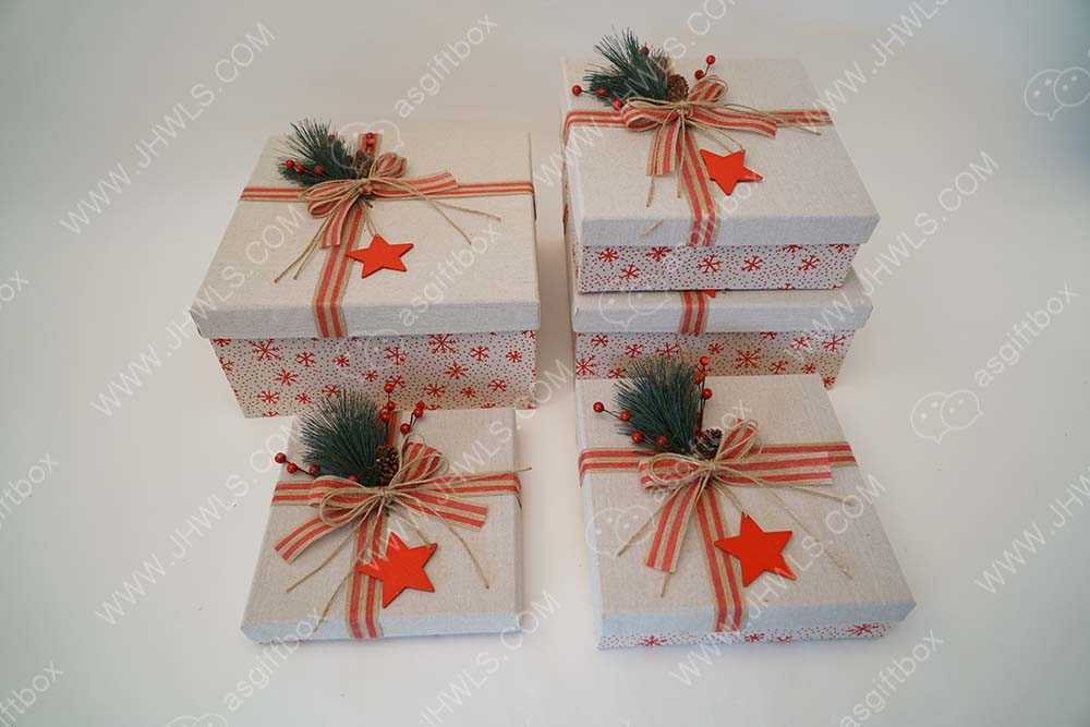 Christmas Decoration Box