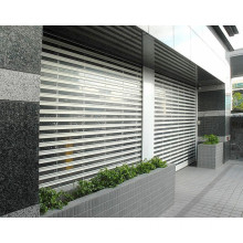 China for Offer Rolling Shutter Door Aluminum Profile,Aluminum Roller Shutter Profile,Roller Shutter Garage Doors From China Manufacturer Commercial rolling shutter aluminum alloy extruded profiles supply to El Salvador Factories