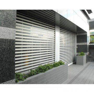 Commercial rolling shutter aluminum alloy extruded profiles