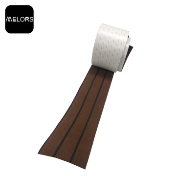 Non-skid Boat Yacht Composite Teak Decking Marine Strip