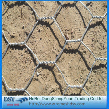 Hexagonal Wire Mesh With Galvanized