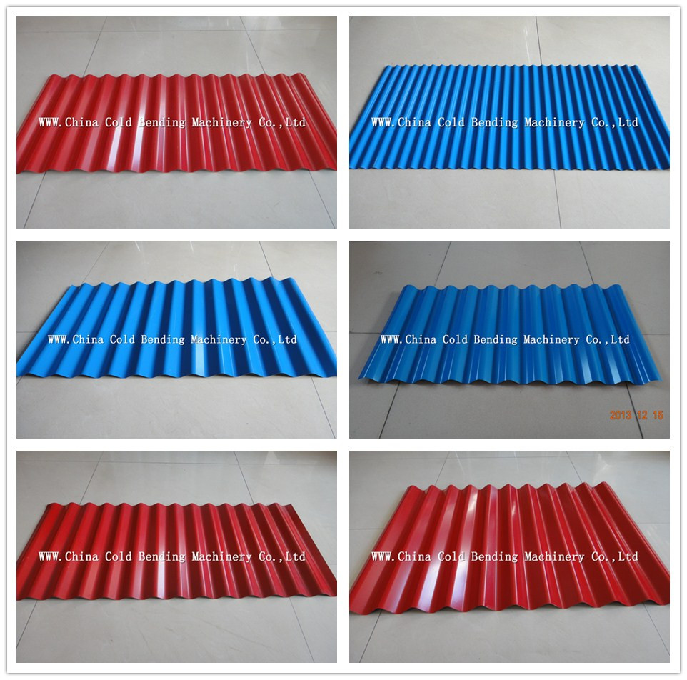 Corrugated Roof Tile