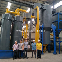 Industrial Wood Gasifier Power Generator for Sale