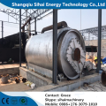 Sihai Waste Tire Recycling to Fuel oil