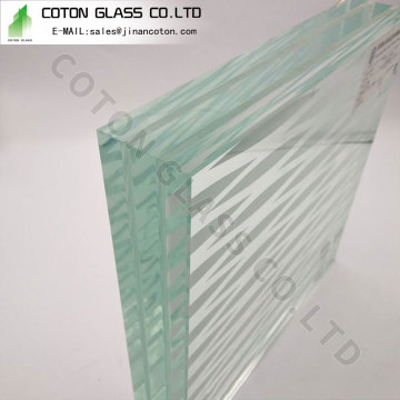 Laminated Glass French Doors