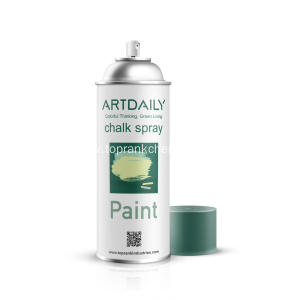 Chalk Spray Paint for All Surfaces