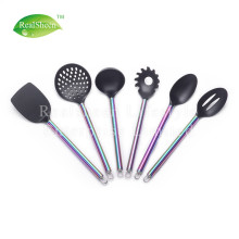 6 Piece Nylon Cooking Tools With Coating Handle