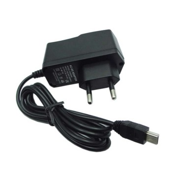 5V 2A mini USB Wall Plug DC Adapter