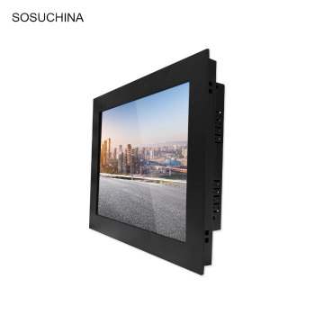 Indoor Control remote 10 inch industrial touchscreen monitor
