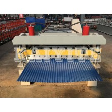 Factory Price for Corrugated Tile Roll Forming Machine,Corrugated  Metal  Sheet Machine Supplier in China Hydraulic Corrugated Roof Rolling Forming Machine export to Wallis And Futuna Islands Factories