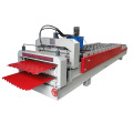 Two Roof Sheet Double Deck Roll Forming Machine