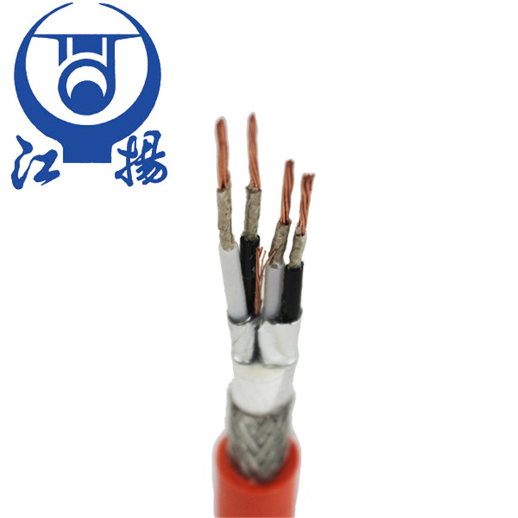 Fire Resistant Shipboard Symmetrical Communication Cable