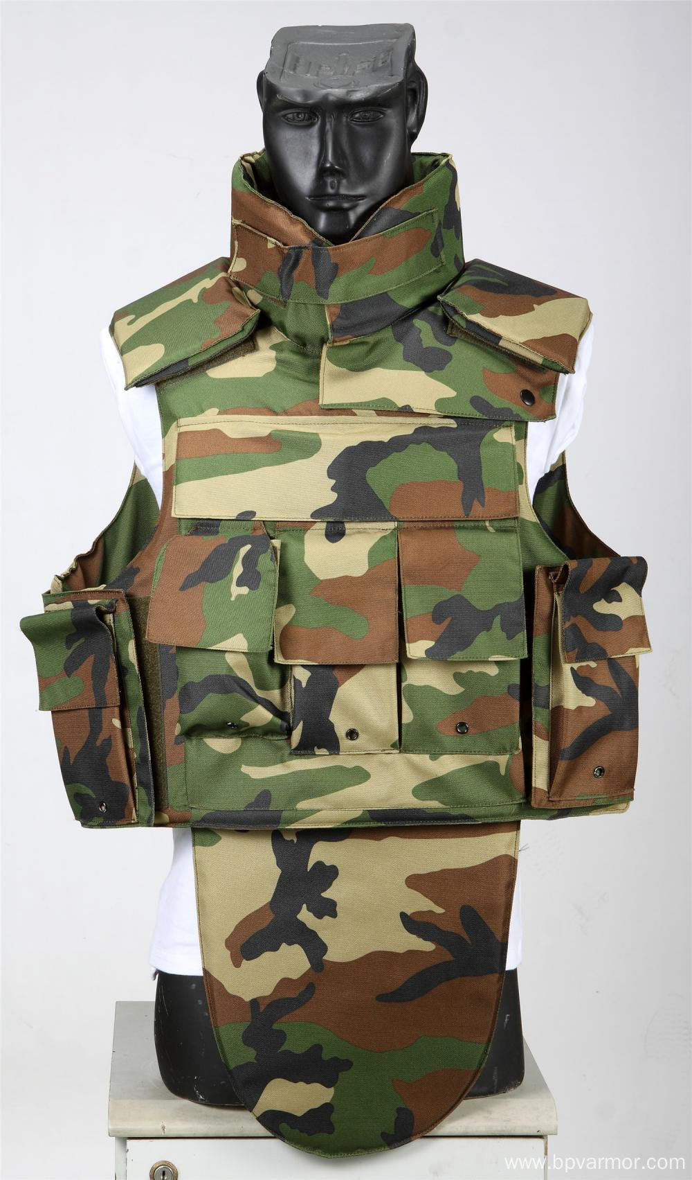 Army Protection Ballistic Vest