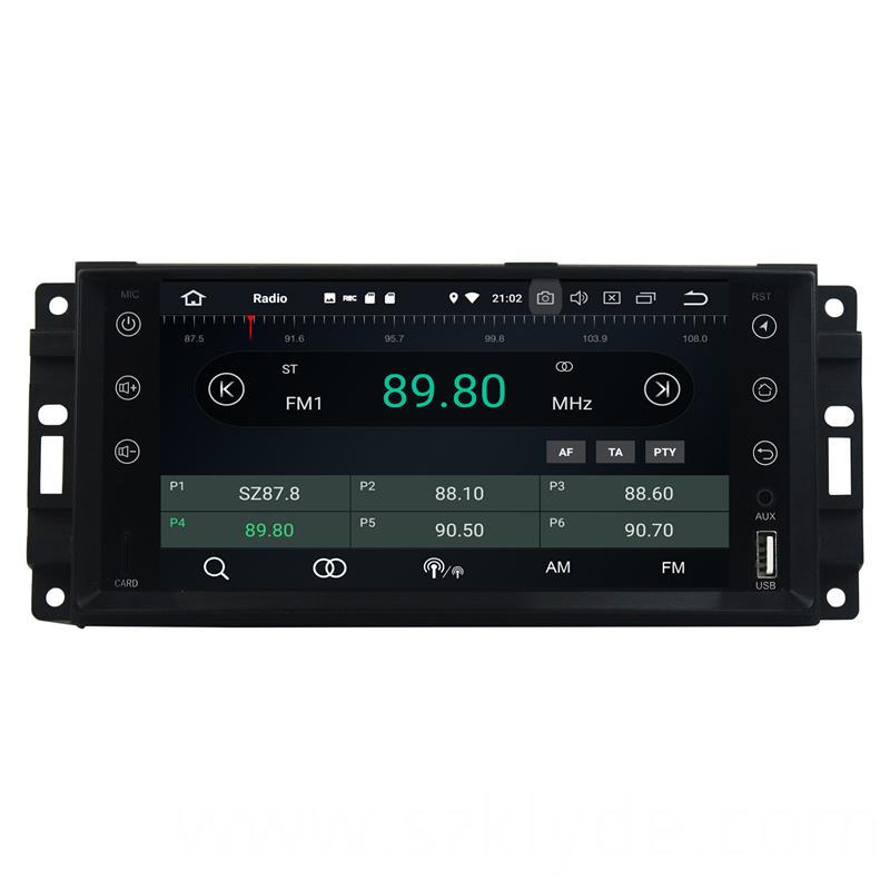 Cheap Single Din Jeep Wrangler