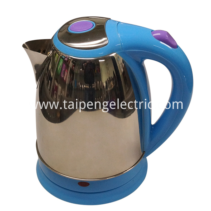 Three Protection Kettle