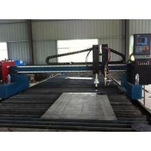 Multi-Head Hypertherm Plasma and Flame Cutting Machine