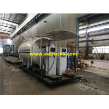 5tons Mobile Cooking Gas Skid Plants