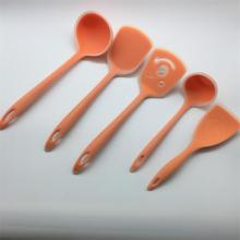 Customized for Offer Silicone Spoon,Silicone Spoon Baby,Silicone Spoon Mold From China Manufacturer Silicone Heat Resistant Kitchen Cooking utensils export to Poland Supplier