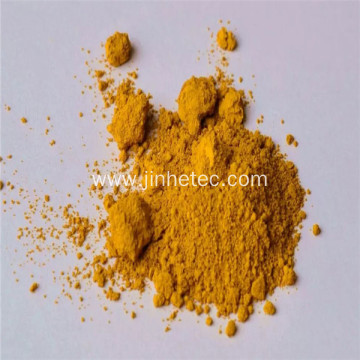 Iron Oxide Yellow 313 for concrete