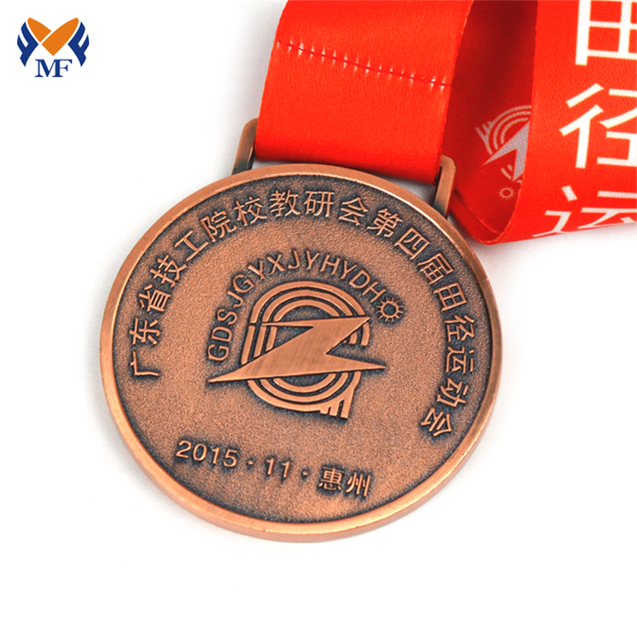 High Quality Copper Medallion