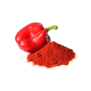 Paprika powder red color