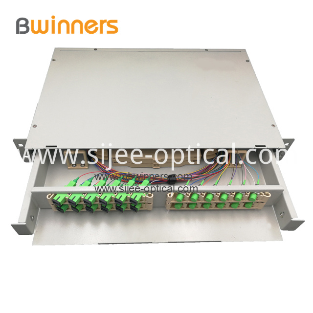 Rack Mount Fiber Optical Terminal Box