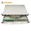 24/48 Core Fiber Optic Termination Box Rack Mount