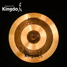 100% Handmade Traditional Chinese Bronze Cymbals