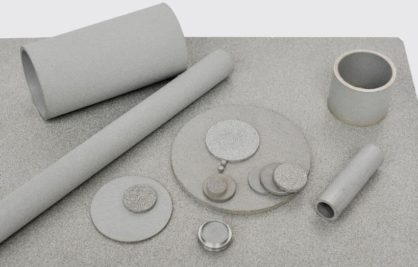Sintered Titanium Filters