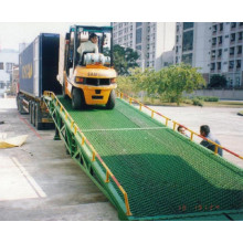 Customized for Trailer Ramps,Mobile Loading Ramp,Oading Dock Ramps Manufacturer in China 6t Heavy Load Container Yard Mobile Dock Ramps export to Guatemala Importers