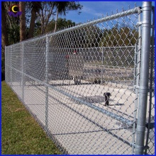 China OEM for Galvanized Chain Link Mesh Installing A Chain Link Fence Gate export to Mauritania Manufacturers