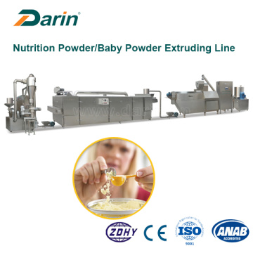 professional factory for for Cereal Powder Extruder Machine Infant Rice /Baby Rice Powder Making Machine supply to Finland Suppliers