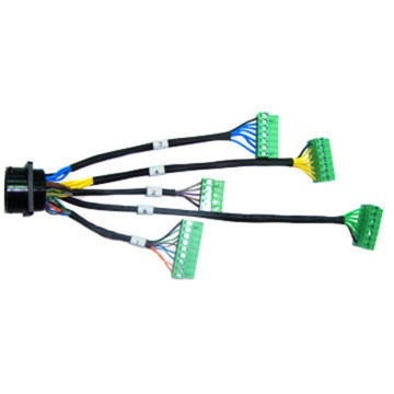 Best Quality for Effect Assurance Cable Wire Harness Twisted Pair and Shield Linear Motor Cable supply to Switzerland Manufacturers