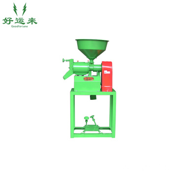 Grain processing machine rice mill plant