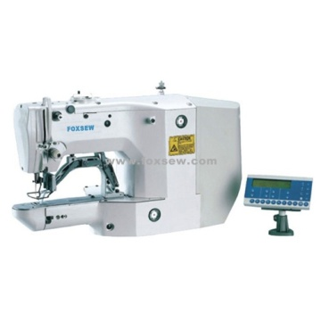 Direct-Drive Electronic Bar Tacking Sewing Machine