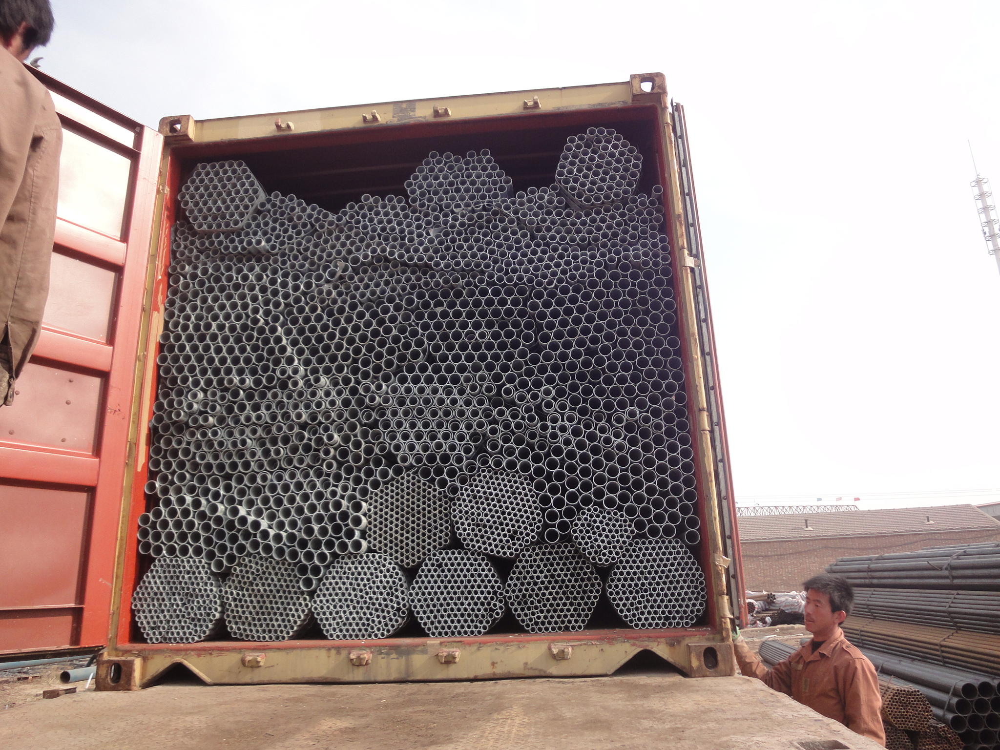Galvanized pipe (20)