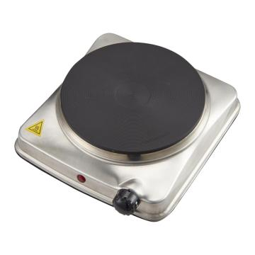 Stainless Steel Single Hotplate