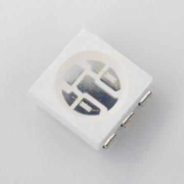 Blue SMT LED 5050 2-Chips Blue LED
