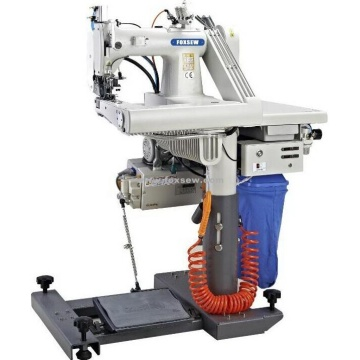 Fully Automatic Feed-off the Arm Sewing Machine