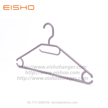 EISHO Hot Sale PP Plastic Coat Hanger​