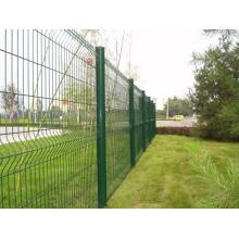 3D fence pvc coated wire mesh fence price