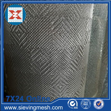Stainless Steel Wire Mesh Twill